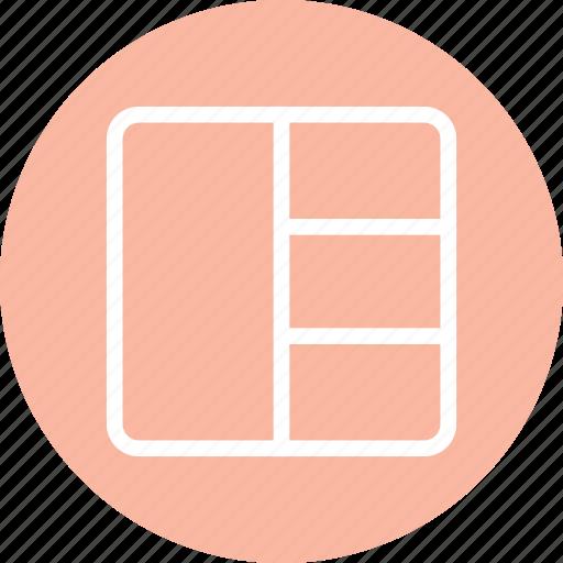 blog, blog layout, masonry, right sidebar, sidebar icon