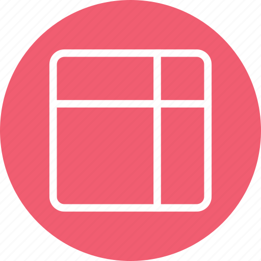responsive design, responsive layout, right sidebar, website layout icon