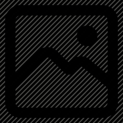 file, image, website icon