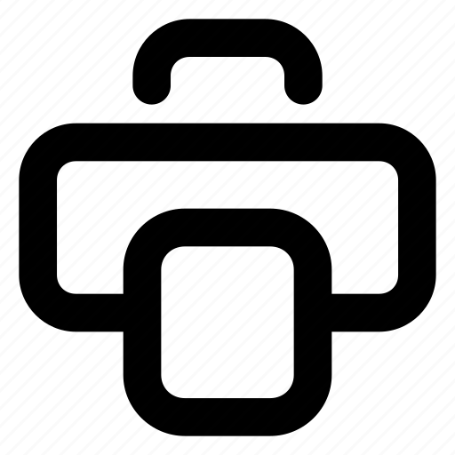 print, ui icon