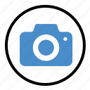camera, capture, image, photo, picture icon
