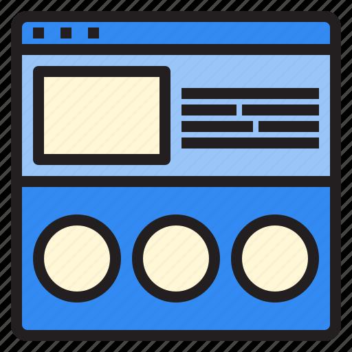 analytics, browser, business, internet, report, seo, statistics icon