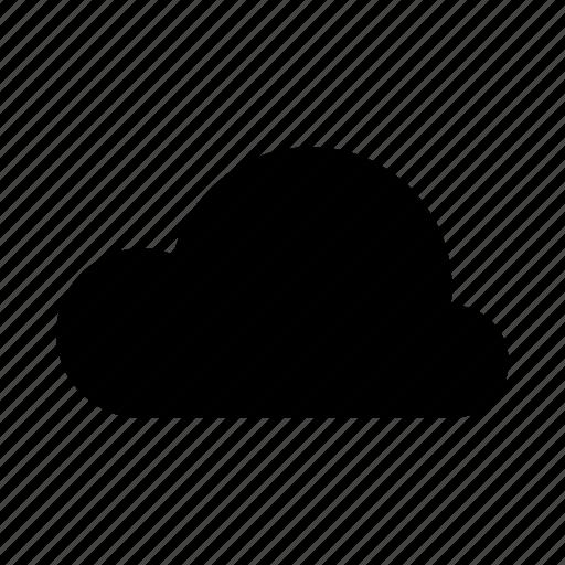 cloud, cloud computing, filetransfer, server icon