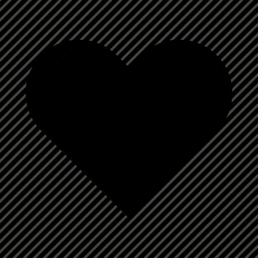 fan, heart, like, positive rating icon