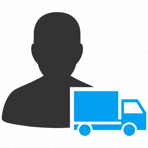 auto, car, customer, delivery, transport, transportation, truck icon