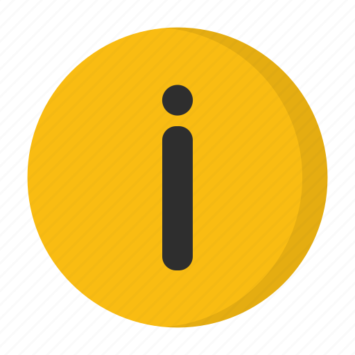 about, help, info, informationfaq, support icon