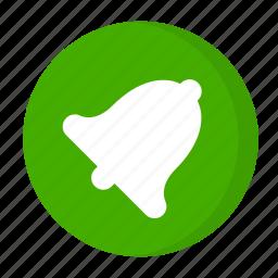alarm, alert, bell, notification, reminder icon