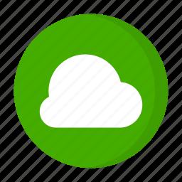 cloud, storage, www icon