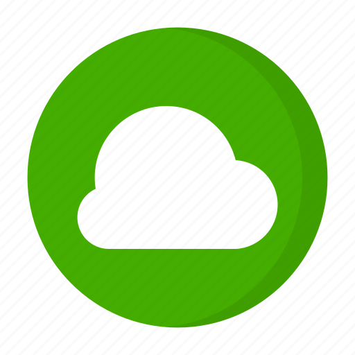 cloud, storage, www icon