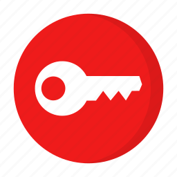 danger, hack, issue, key, private, protect, security icon