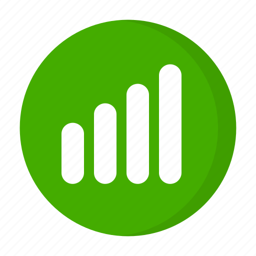 antenna, coverage, range, signal icon