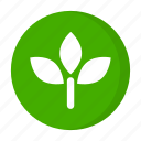 battery, green, leaf, nature, saving
