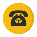 old, telephone icon