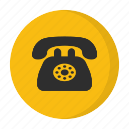 old, telephone icon