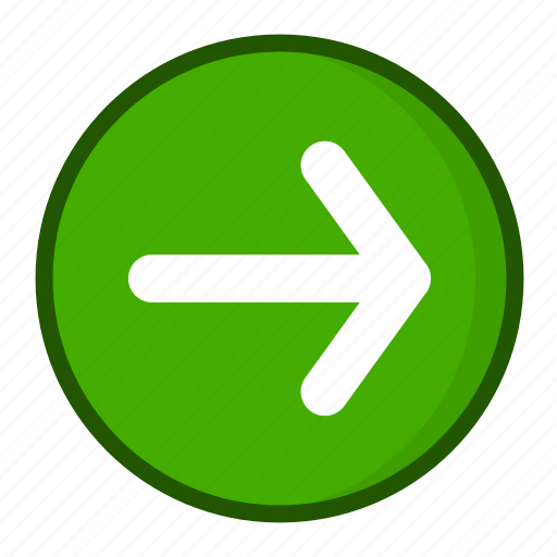 arrow, arrows, direction, forward, next icon