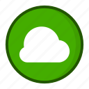 cloud, s, storage, www icon