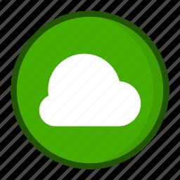 cloud, s, storage, www icon