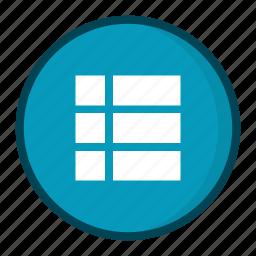 list, unorderd icon