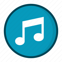 audio, melody, music icon