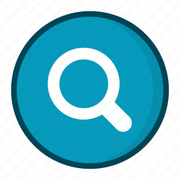 find, magnify, search icon
