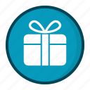 gift box, package, present, suprise icon