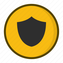 antivirus, security, shield icon