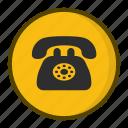tele, telephone