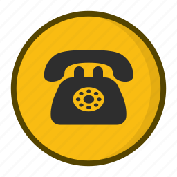 tele, telephone icon