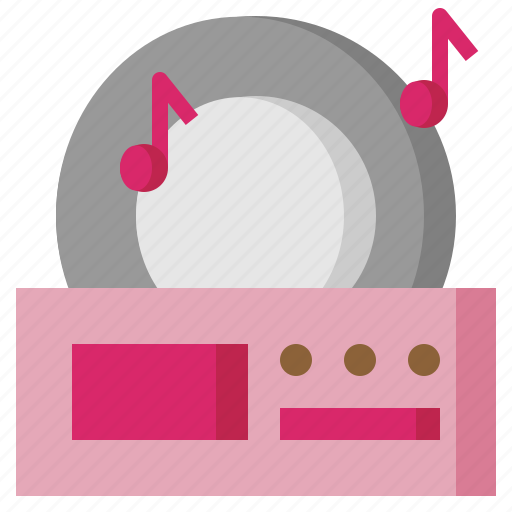 interface, music, musical, note, player, quaver, song icon