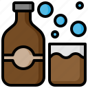 alcohol, alcoholic, celebration, drinks, food, restaurant icon