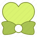 bow, heart, love, marriage, tie, wedding
