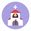 wedding, marriage, traditional, church, romance, love, tradition icon