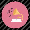 gramophone, old, player, record, romantic, vintage, wedding