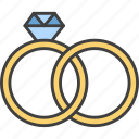 wedding, ring, luxury, diamond, marriage, engagement