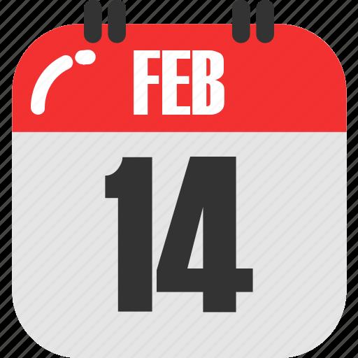 calendar, day, heart, love, romantic, valentine, wedding icon