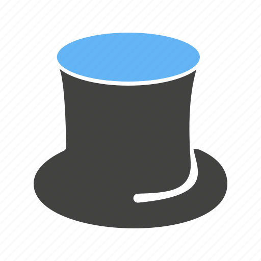 circle, hat, round icon