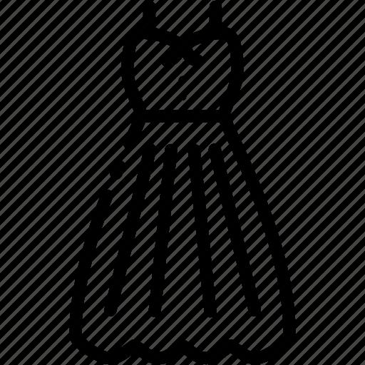 bridal, dress, engagement, marriage, wedding icon