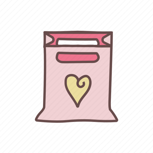 bag, goodie, plastic, shopping icon