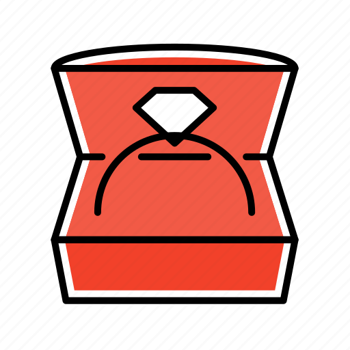 Engagement, love, marriage, ring, wedding icon - Download on Iconfinder