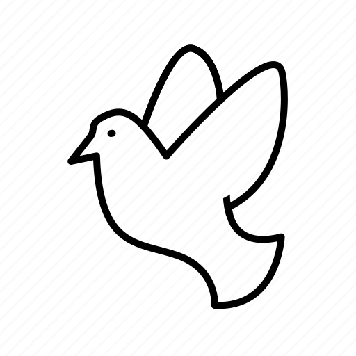 dove, engagement, love, marriage, wedding icon