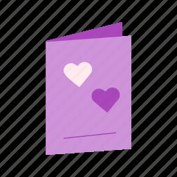 anniversary, bridal, card, day, invitation, shower, wedding icon