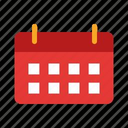 calendar, date, day, month, new, organizer, year icon