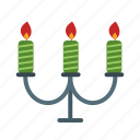 birthday, candle, candles, celebration, decoration, flame, light icon