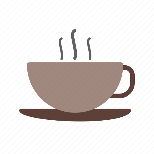 beverage, brown, caffeine, coffee, cup, drink, hot icon