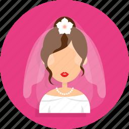 beautiful, bride, church, heart, love, wedding icon