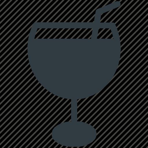 alcohol, beverage, drink, glass, juice, juice glass, wine icon