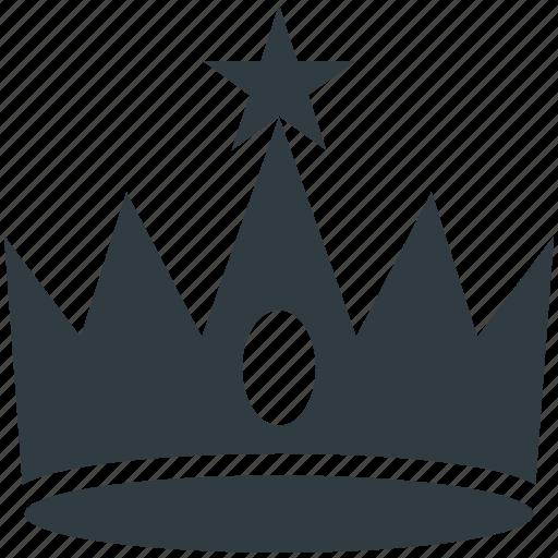 adoration, beauty, crown, princess crown, queen, wedding icon