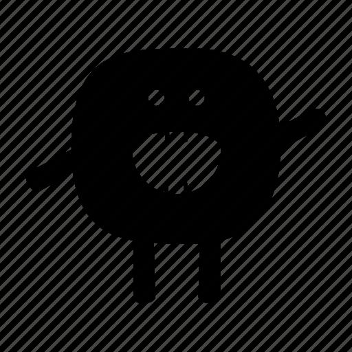 alien, creature, critter, cute, monster, weird, weird6 icon
