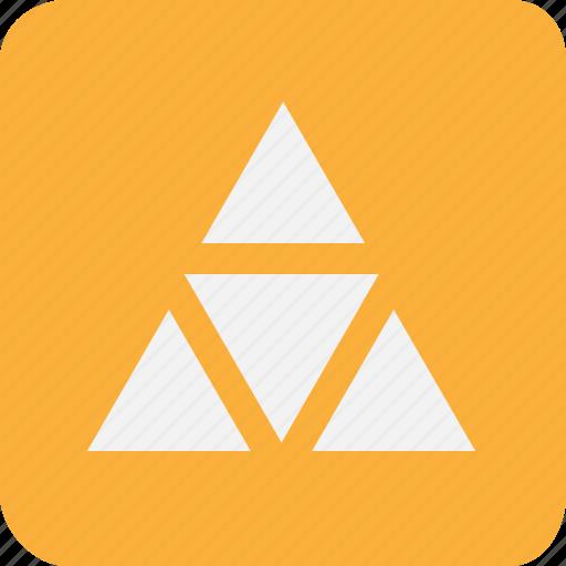 arrow, good, shape, triangle, triangles, up, weird icon