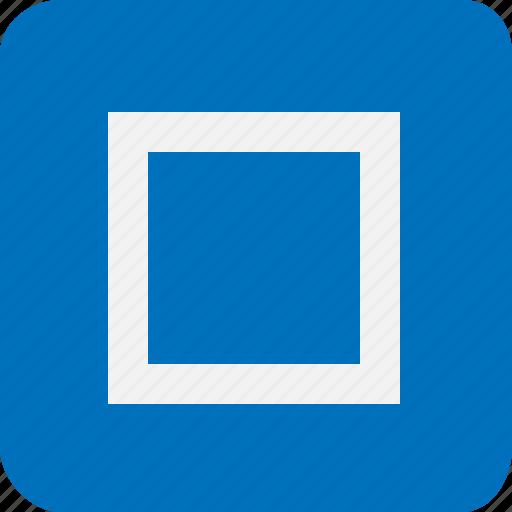 box, home, menu, rectangle, settings, shape, square icon
